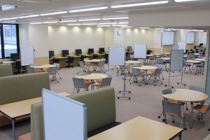 Active learning floor